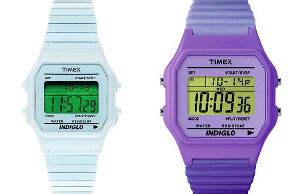 Новая коллекция часов Timex. Изображение № 1.