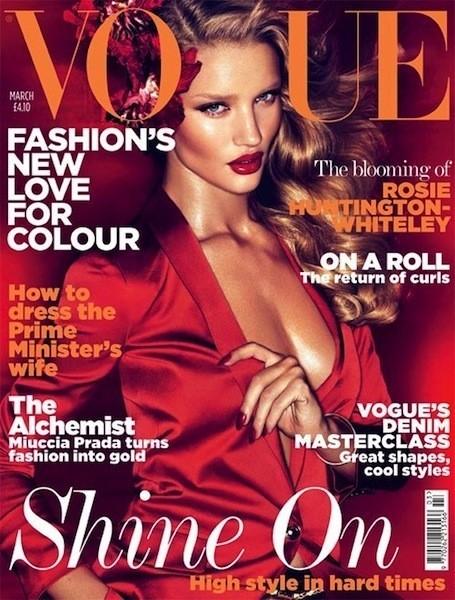 Коллекция Gucci SS 2011 появилась на 50 обложках журналов. Изображение № 9.