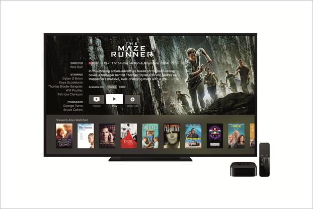 Новая приставка Apple TV выйдет сtvOS. Изображение № 3.