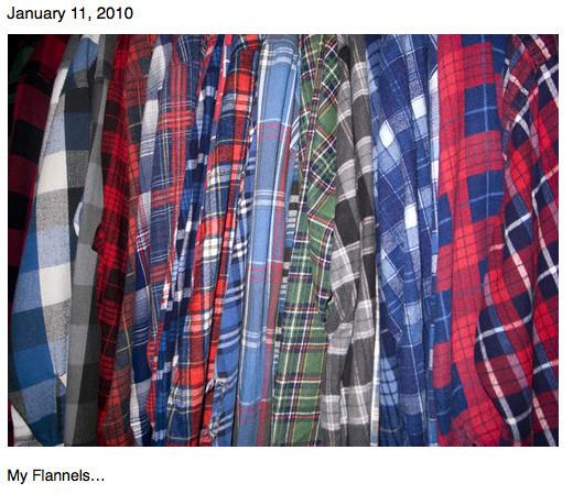 Терри Ричардсон ведет свой блог. Изображение № 43.