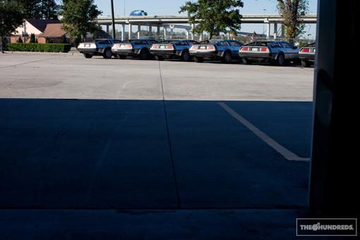 DeLorean. Автомобиль-легенда. Часть 1. Изображение № 11.