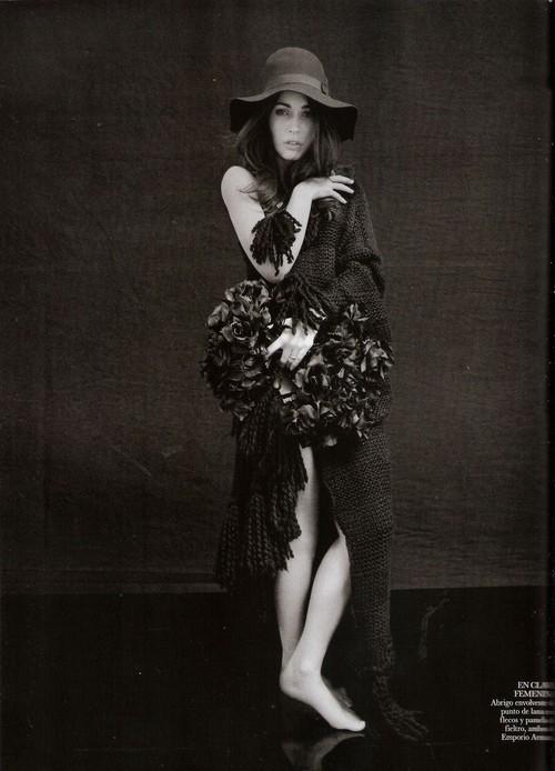 Съемка: Меган Фокс для испанского Vogue. Изображение № 6.