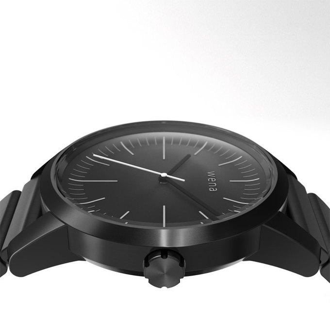 Sony начала сбор средств на выпуск смарт-часов Wena . Изображение № 3.