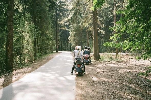 Изображение 53. Дневники мотоциклистов.. Изображение № 15.