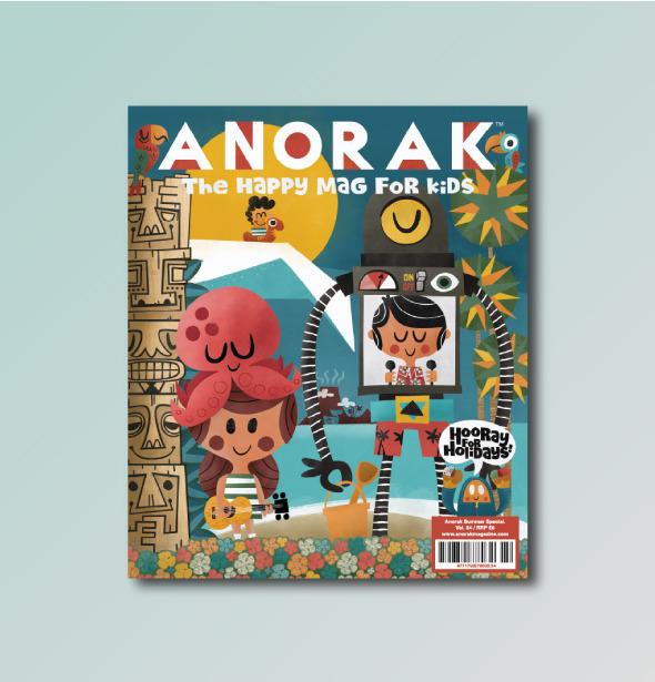Обложки недели: Anorak, Carl's Cars и фальшивая Кейт Миддлтон. Изображение № 5.