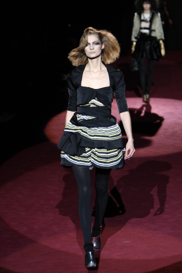 Marc Jacobs fall winter 2009–2010. Изображение № 43.