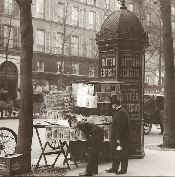 Фотографии старого Парижа. Изображение № 17.