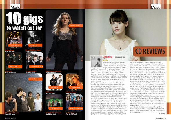 Лучшие журналы месяца на Issuu.com. Изображение № 74.