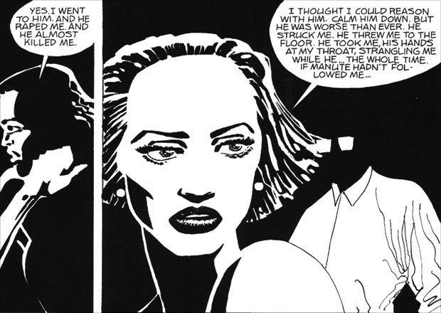 5 лучших детективных комиксов. Изображение № 13.