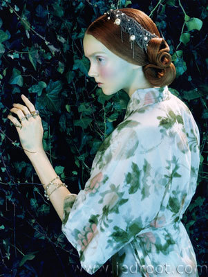 Lily Cole – top model doll. Изображение № 26.