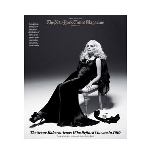 Обложка и новые видео журнала New York Times. Изображение № 1.