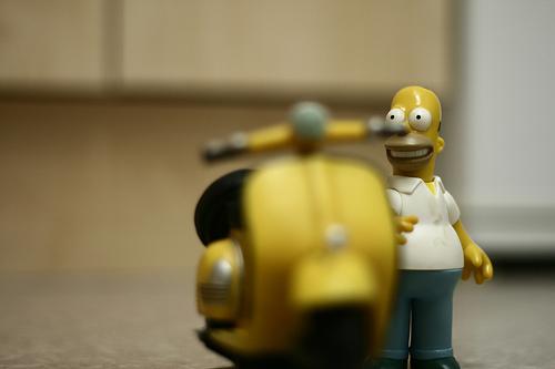 Пара дней изжизни Гомера Симпсона. Изображение № 38.