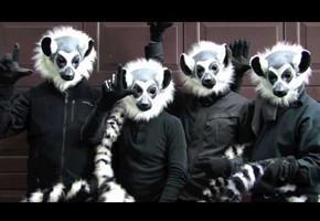 В мире животных: Герои «Мадагаскара» в мемах, рекламе и видеороликах. Изображение № 76.