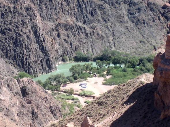 Чарынский каньон. Изображение № 7.