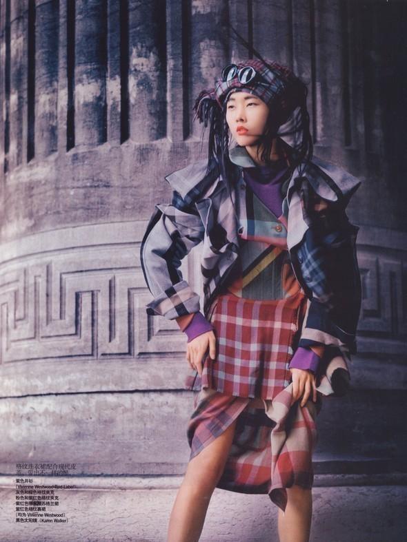 China Vogue January 2008. Изображение № 2.
