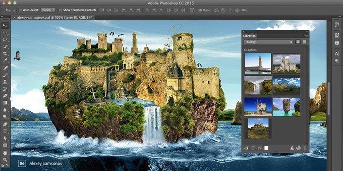 Adobe представила новый Creative Cloud и фотосток. Изображение № 1.