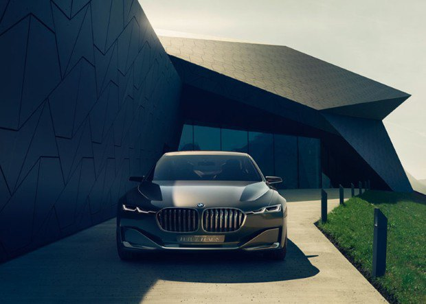 BMW представила концепт-кар с дополненной реальностью. Изображение № 3.