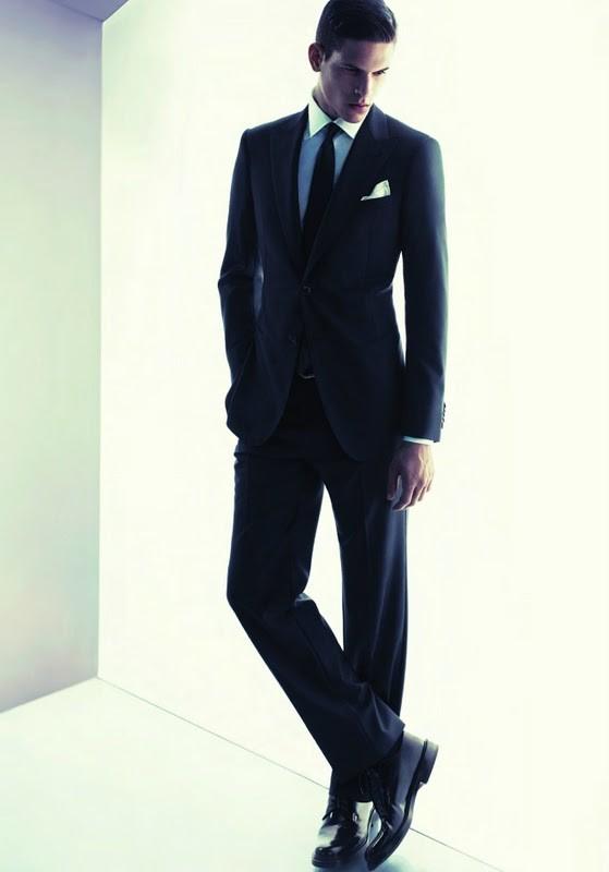 Кампания: Giorgio Armani FW 2011 Menswear. Изображение № 2.