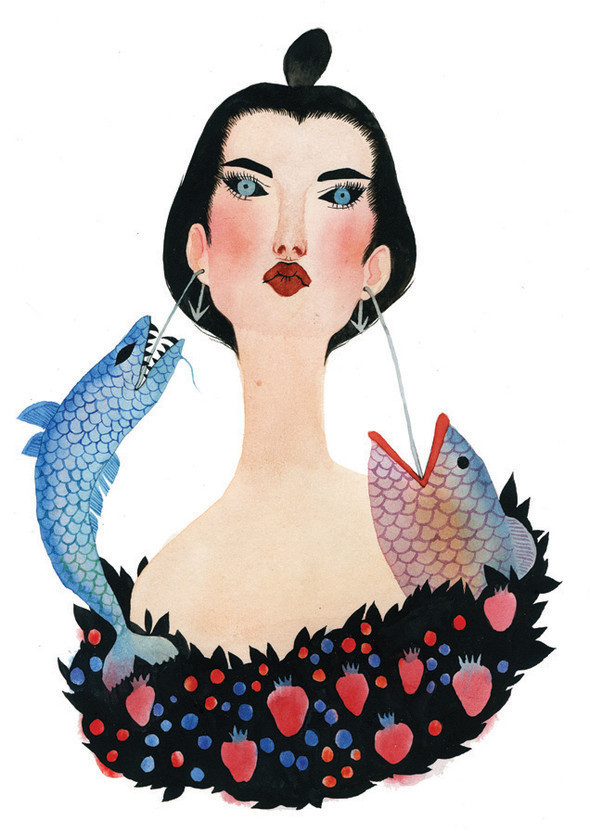 Иллюстрации Riikka Sormunen. Изображение № 6.