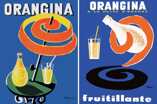 orangina ad analysis
