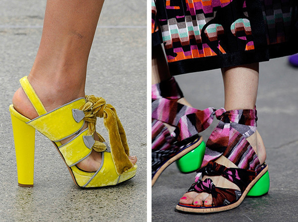 Walking in my shoes: 10 тенденций обуви весны-лета 2011. Изображение № 67.
