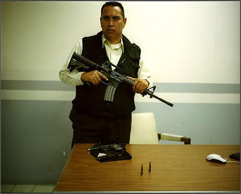 Гийом Эрбо – Сьюдад Хуарес. Изображение № 8.