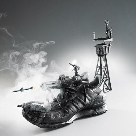 Adidas иFritz Traumer потрясая воображение. Изображение № 6.