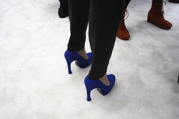 Изображение 19. Детали: London Fashion Week AW 2011.. Изображение № 19.