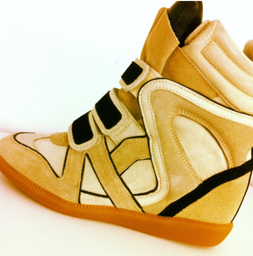 Isabel Marant Sneakers. Изображение № 4.