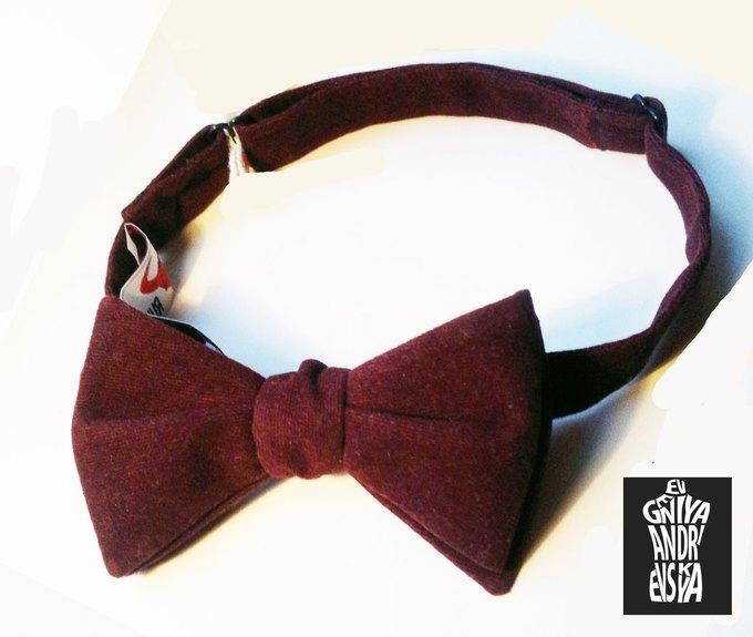 Фееричные галстуки - бабочки от дизайнера Евгении Андриевской.. Изображение №7.