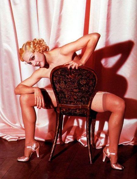 Мадонна встиле ретро. Изображение № 9.