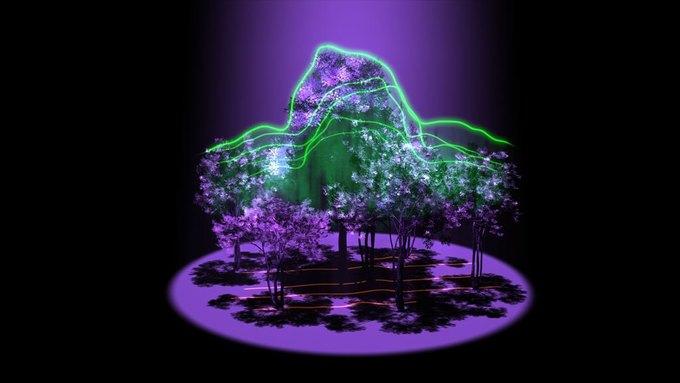 NASA создаст 3D-карту лесов. Изображение № 1.