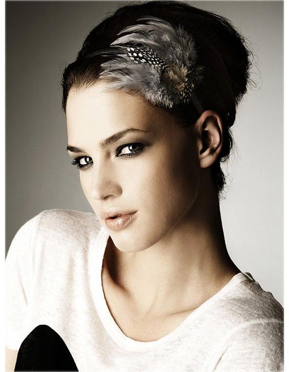Лукбуки: Burberry, A.P.C, Zara Headband. Изображение № 33.