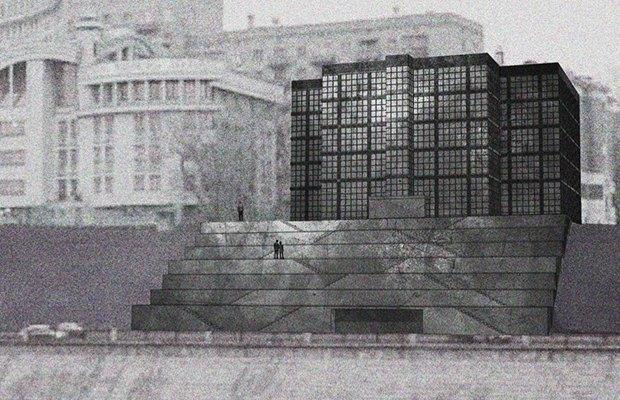 Cтуденты Московской архитектурной школы о первом годе обучения. Изображение № 2.