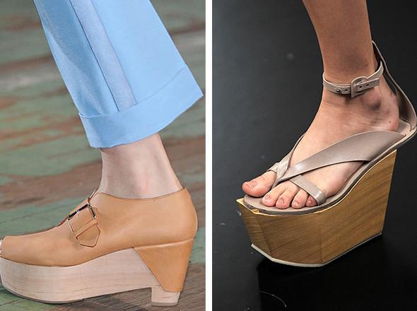 Walking in my shoes: 10 тенденций обуви весны-лета 2011. Изображение № 13.