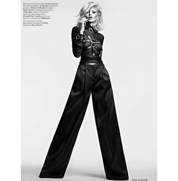 Изображение 59. Съемки: 10, Elle и Vogue.. Изображение № 58.