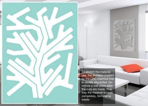 Изображение 2. Предмет: Стул-коралл.. Изображение № 2.