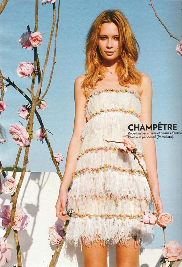 Изображение 101. Съемки: Harper's Bazaar, Industrie, Vogue и другие.. Изображение № 20.
