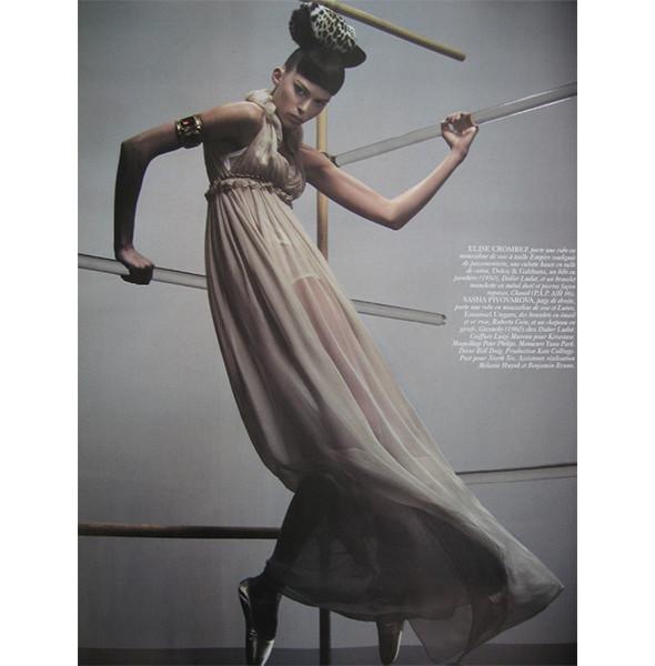 Изображение 88. Dance, dance, dance: 10 съемок, вдохновленных балетом.. Изображение № 95.