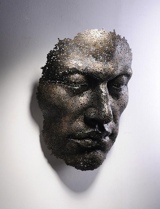 Скульптуры из цепей от Yeong-Deok Seo. Изображение № 2.