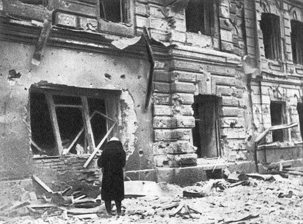 Блокада ленинграда. Изображение №12.