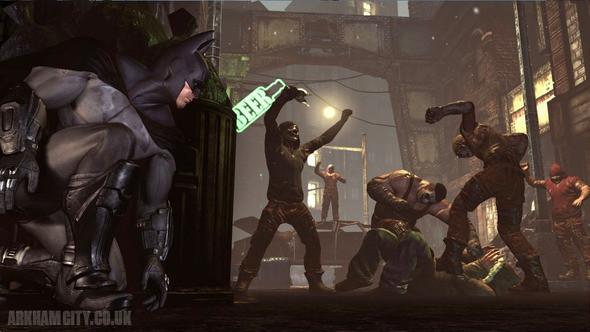 Изображение 16. Batman: Arkham City.. Изображение № 16.