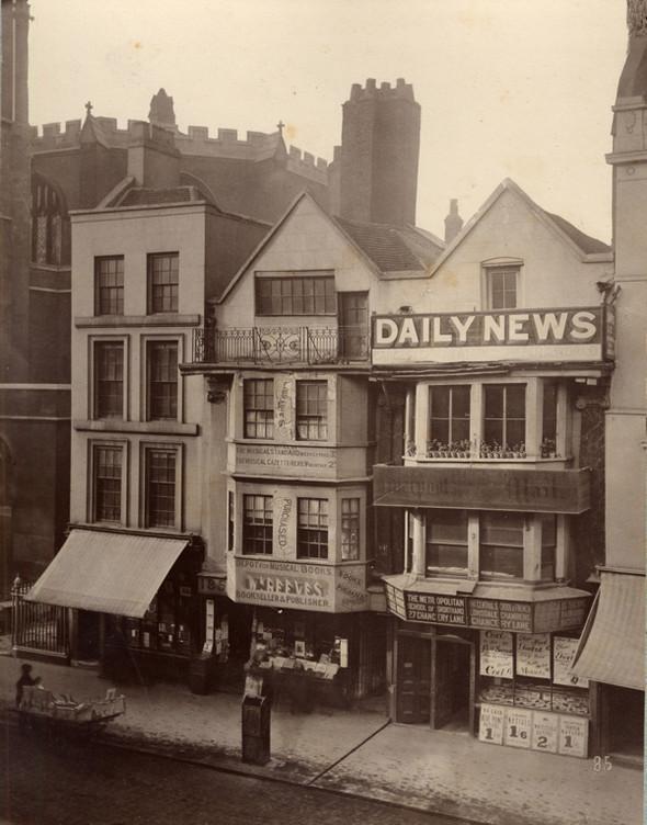 Призраки старого Лондона. Изображение № 25.