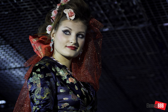 Неделя моды от «Эстет»: осень-2011 (05.10.2011). Изображение № 83.