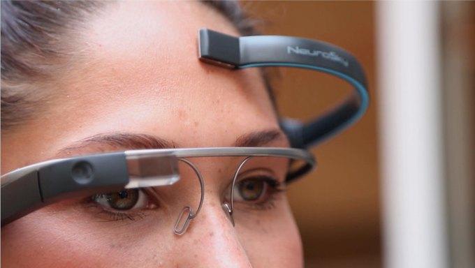 Google Glass можно будет управлять силой мысли. Изображение № 2.