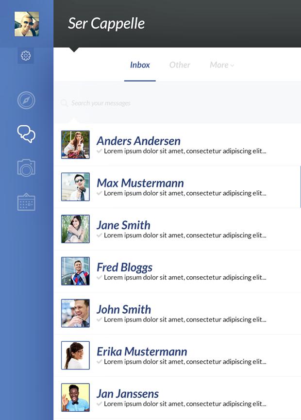 Редизайн дня: полностью новая веб-версия Facebook. Изображение № 13.