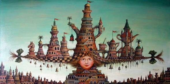 Невероятные миры Сергея Тюканова. Изображение № 1.