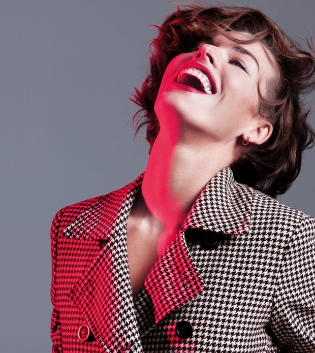 Вышли новые кампании Gucci, I am, Marella, Miu Miu, SLP и Versus. Изображение № 20.