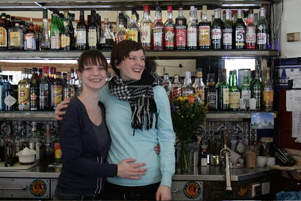 Изображение 2. Берлинские кафе.. Изображение № 8.