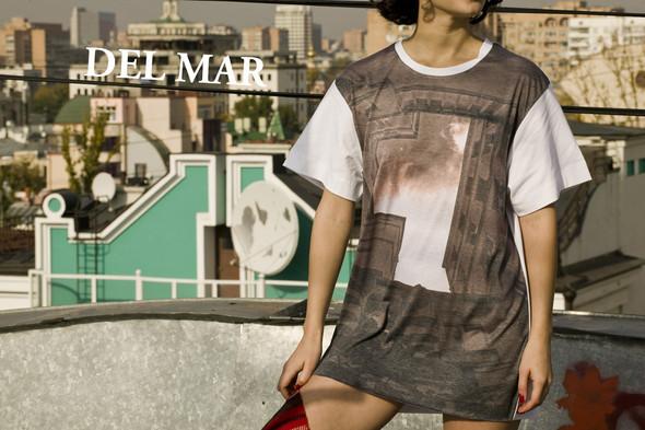 DelMar – футболки изсердца Москвы сморской душой. Изображение № 8.
